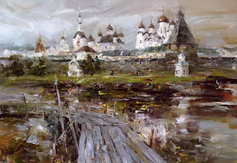 Solovetsky monastery, Russia.jpg